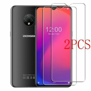 For Doogee N20 N30 X96 S88 Pro S95 X95 Protective Tempered Glass Protector Film