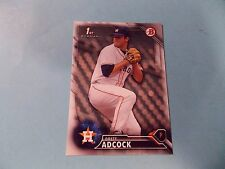 2016 Bowman Draft #BD49 Brett Adcock Rookie Card Houston Astros  Buies Creek
