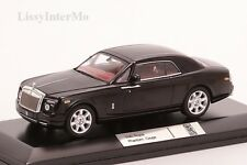 Rolls Royce Phantom Coupe 2008 black 1:43 IXO NEU/OVP