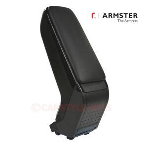 VW POLO MK6 '2018 Armster S Armrest Centre Console Arm Rest - Black
