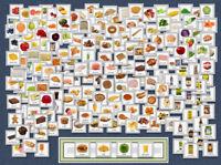 190+ Cards / Boardmaker Pack - Food / Meal - Now / Next - SEN / Autism