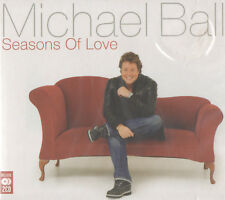 MICHAEL BALL - SEASONS OF LOVE - DOUBLE CD - (NEW & SEALED)