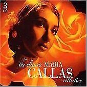 The Ultimate Collection, Maria Callas CD   0724356272521, Good
