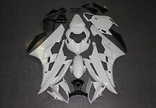 Unpainted ABS Injection Plastic Bodywork Fairing Kit Fit for YZF R6 2006 2007