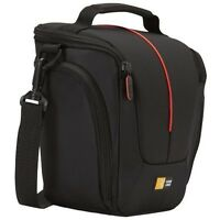 Case Logic DCB306 SLR Camera Holster Case Black Protective Bag Holder BRAND NEW