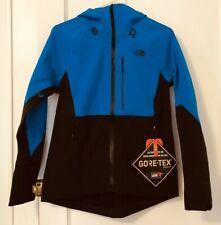 North Face Women's Apex Flex GTX 2.0 Jacket Blue Black Gore-tex Small S NWT