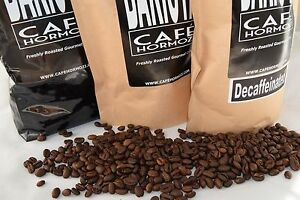 Mexican Water Decaf Decaffeinated UK Roasted Coffee beans / ground 100% arabica