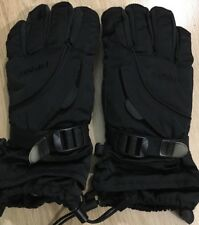 HEAD Gloves Youth Size Large Black Hand Warmer Pocket