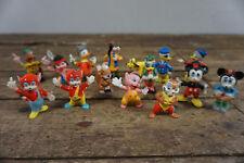 Fix und Foxi Mickey Maus Goofy Pluto Donald Daniel Düsentrieb Figuren 60er 70er