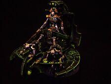 Warhammer 40,000 Necron Catacomb Command Barge Pro Painted