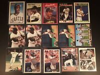 Barry Bonds 15 Baseball Card Lot San Francisco Giants Pittsburgh Pirates NM-MT