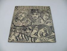 JETHRO TULL - STAND UP - LP CHRYSALIS RECORDS 1981 ITALY - MINT-/VG++  CHR 1042