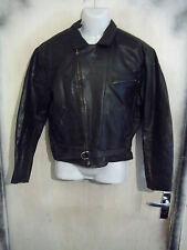 Vintage années 50 German leather flying jacket taille M