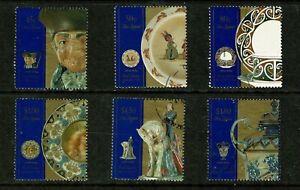 U0313 NEW ZEALAND 1993 Royal Doulton ceramics exhibition   used
