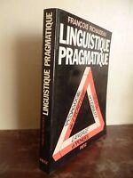 F.Richaudeau Linguistica Pragmatica Guantone Di L'Autore Retz 1981 Parigi IN 8