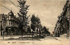 CPA Lille-Le boulevard Carnot (423099)