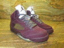 2006 Nike Air Jordan 5 V Retro LS SZ 9 Deep Burgundy Bordeaux OG 314259-602