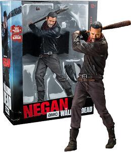 """THE WALKING DEAD - Negan 10"""" Deluxe Action Figure (McFarlane) #NEW"""