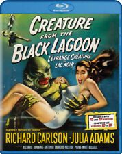 CREATURE FROM THE BLACK LAGOON (BLU-RAY) (BILINGUAL) (BLU-RAY)