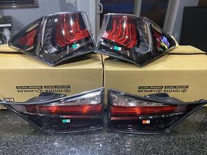 Genuine Lexus GS GS350 (Brand New)Tail Light Set Left Right 2016-20