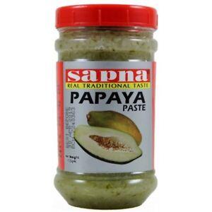 Papaya Paste Exotic Meat Tenderiser Sapna 330g
