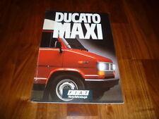 Fiat Ducato Maxi Prospekt