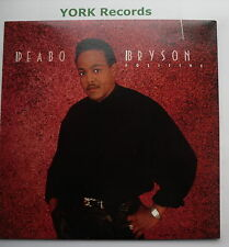 PEABO BRYSON - Positive - Excellent Condition LP Record Elektra 60753-1