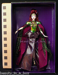 Empress of the Aliens 2012 Barbie Collector Doll in Mattel in SHIPPER