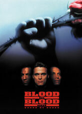 Blood in blood out bound by honor vintage movie poster 24x32 inches