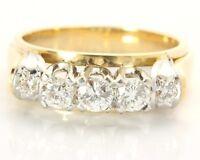 14kt 585 Damen Brillant Gold Ring Brilliant Brillantring Brillanten Brillianten