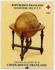 FRANCE CARNET CROIX ROUGE 1982  NEUF xx TTB