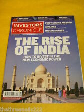 INVESTORS CHRONICLE - THE RISE OF INDIA - MARCH 23 2007