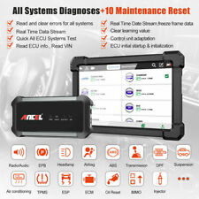 2020 Automotive OBD2 OBD Full System ABS Airbag TPMS BAT Scanner Diagnostic Tool