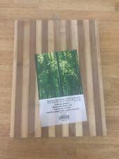 "2 Toned Deluxe Bamboo Cutting Board 17/""x6.5""x0.8/"""