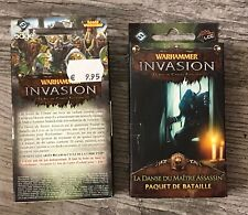 Warhammer invasion 1x Assassin /'s Blade #120