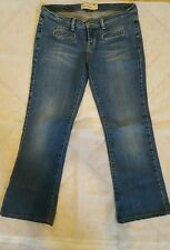 JUST USA Jeans low rise  size 9