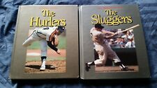 The Hurlers and The Sluggers: A World of Baseball 2-Book Set with Inserts