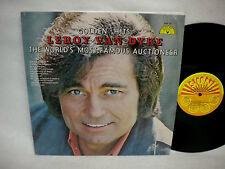 LEROY VAN DYKE GOLDEN HITS SUN RECORDS  33 RPM LP 1974 EXCELLENT