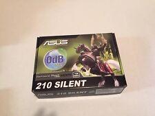 ASUS NVIDIA GeForce 210 EN210 SILENT 1GB DDR3 Graphic Card