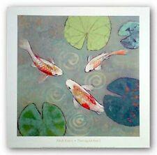ART PRINT Floating Motion I Aleah Koury