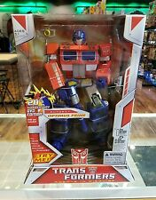Transformers Masterpiece 20th Anniversary DVD Edition Optimus Prime MISB