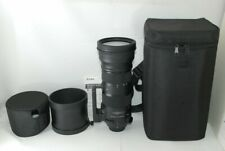 SIGMA 150-600mm F/5-6.3 DG OS HSM Sports 014 for Nikon Mint!! from Japan 211081