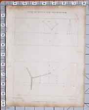 2 pates de réglage  pour regler l/'aplomb des régulateur carillon face au mur