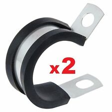 """(2) 1.75"""" Quick Connect UTV ATV Windshield Roll Cage Clamp for 1.75"""" Tube"""