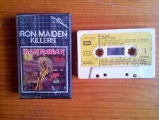 Iron Maiden - Killers - Cassette