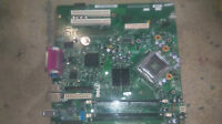 Placa base DELL 0RJ291-13740 SOCKET 775