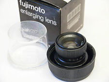 Fujimoto 50mm f/2.8 enlarger/enlarging lens M39 screw mount Boxed stock No.u6070