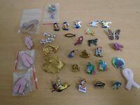 Lot of Various Vintage Pin Badges