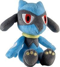 Official TOMY Pokemon Riolu Plush Doll Stuffed Poke Toy Kids Gift Cute