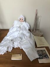 Betty Jane Carter Josie Baby Porcelain Doll Musical
